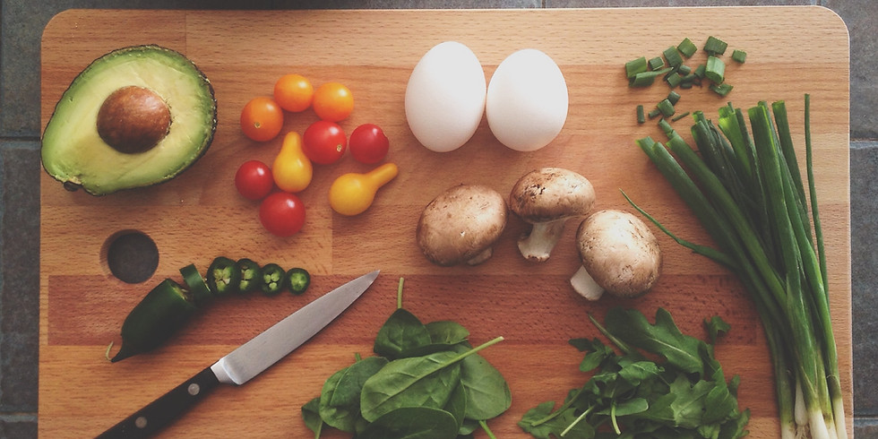 Culinary Workshop: Healthy Cooking At Home