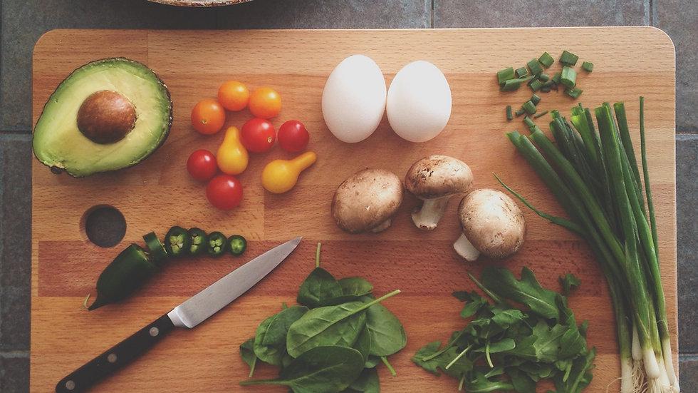 Meal Prep Sunday Plan - 5-Days