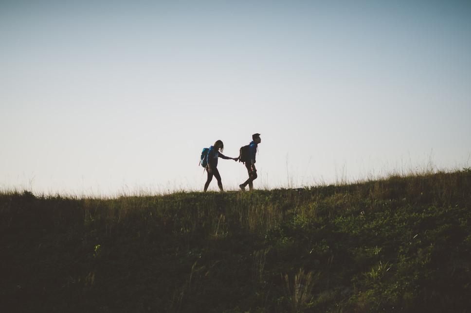 My Hiking Romance
