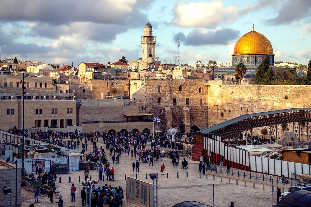 שיר אהבה לירושלים