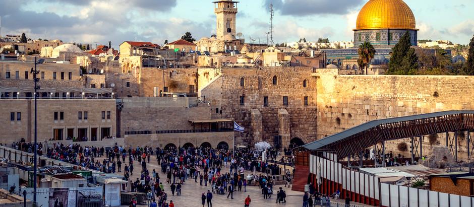 Dia de Jerusalém (יוֹם יְרוּשָׁלַיִם)