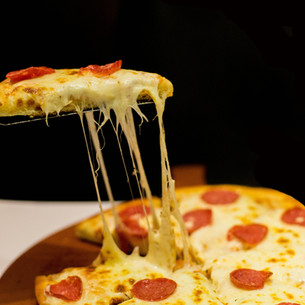 Cheesy Pepperoni Sticks
