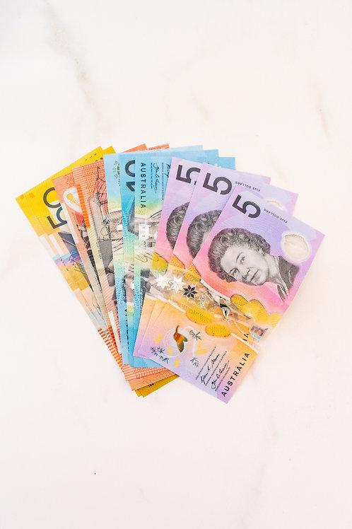 $125 ISG Dollars