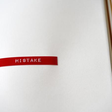 Same Ole Mistakes