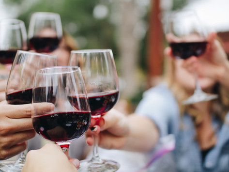 What's in Your Glass? Wine and Garden Walk