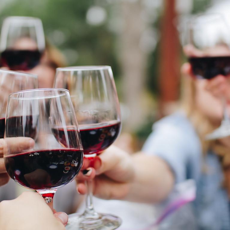 Morgan Hill Wine Stroll