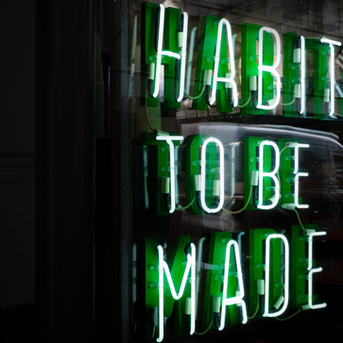 Automation as a way to make habit change easier