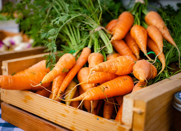 Bunch Carrots (per item)