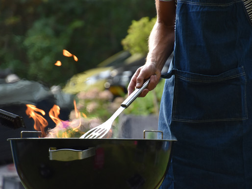 How to host a barbecue—the food basics