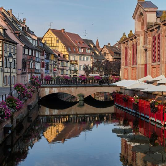 Villages et vignobles en Alsace