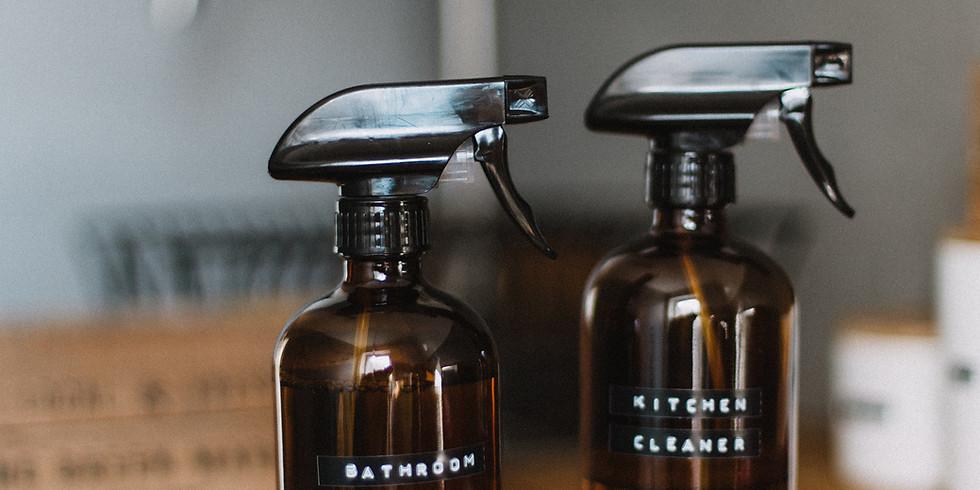 Sustainability Series: Zero Plastic Cleaners