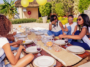 Tips for hosting social gatherings during Level 1 in South Africa
