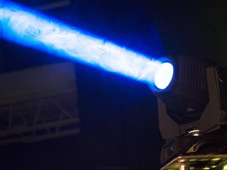 A Spot Light on God's Presence