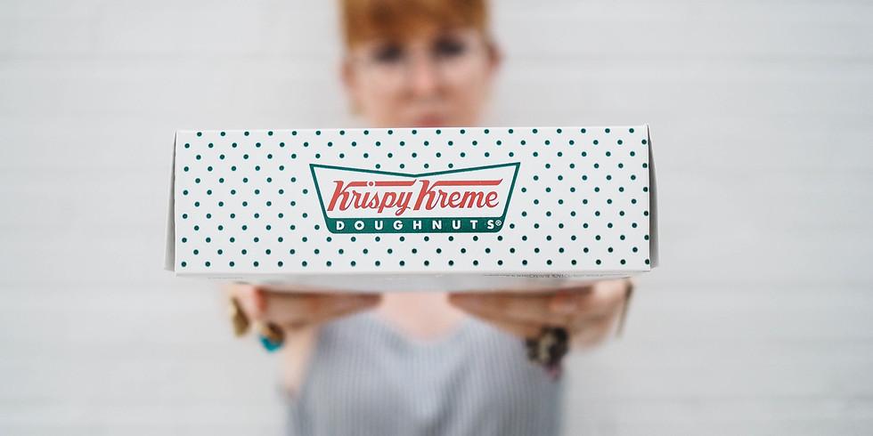 Krispy Kreme Fundraiser for GO Kids!