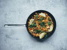 The Story Behind Paella