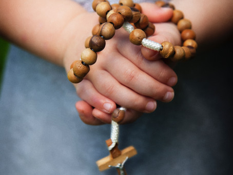 Get Started With the Rosary This Month, by Erin Thielman