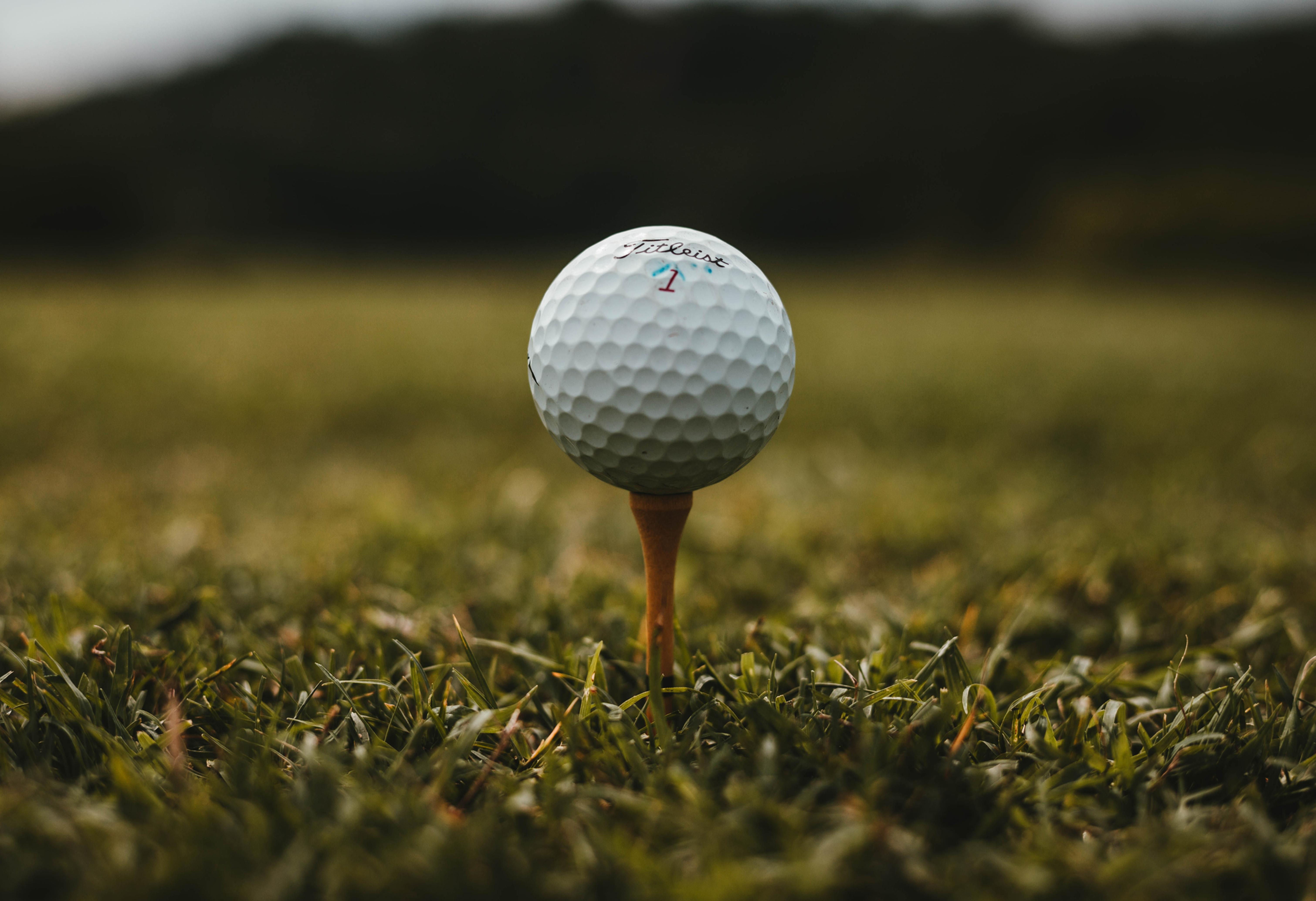 Golf Lesson 1/2 Hour