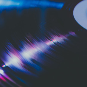 Vinyl Lovers by Leah Holbrook Sackett