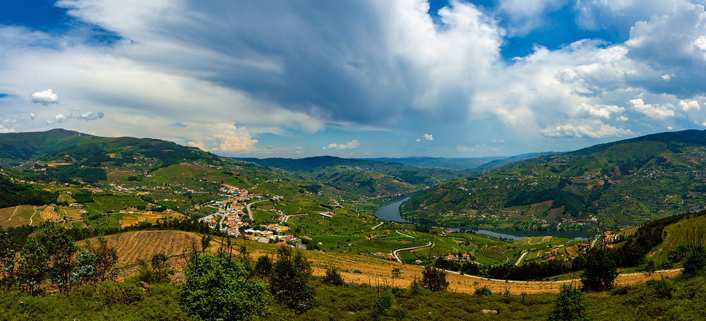 Douro valley in portugal is the best roadtrip destination