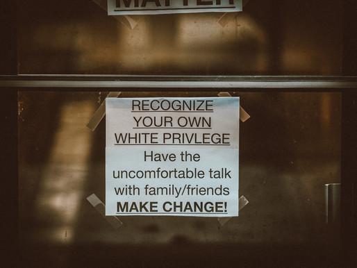 White Privilege: Der Rucksack im Regen