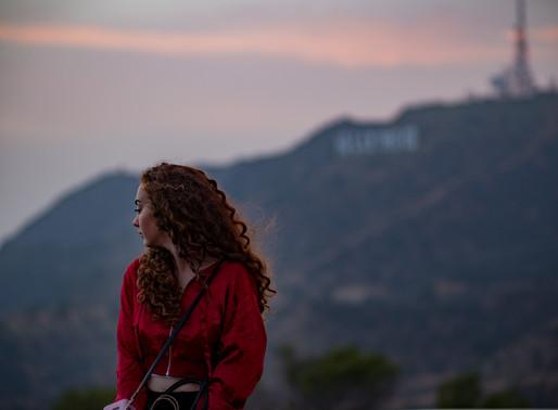 Ella sorts out Hollywood