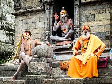 Saints in India