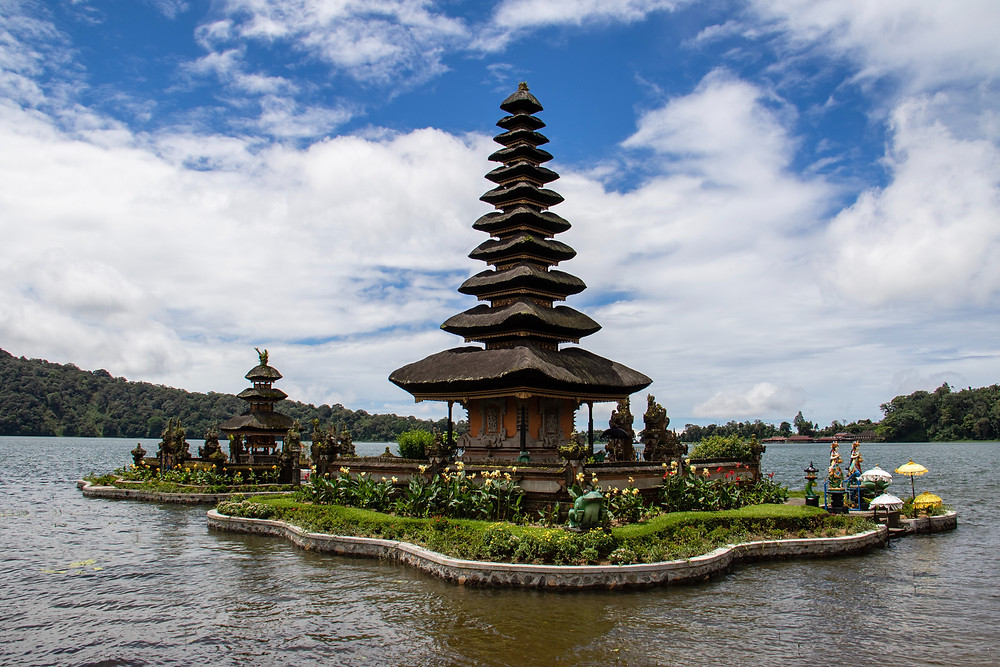 Il tempio Pura Ulun Danu Bratan