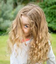 child's haircut brittney farmer