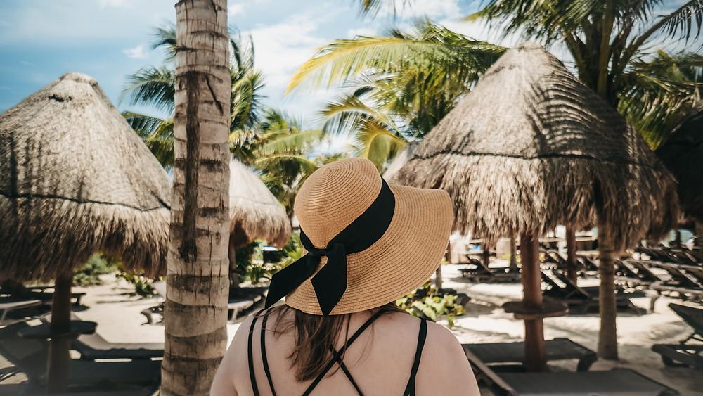 Solo Female Traveler in Mexico