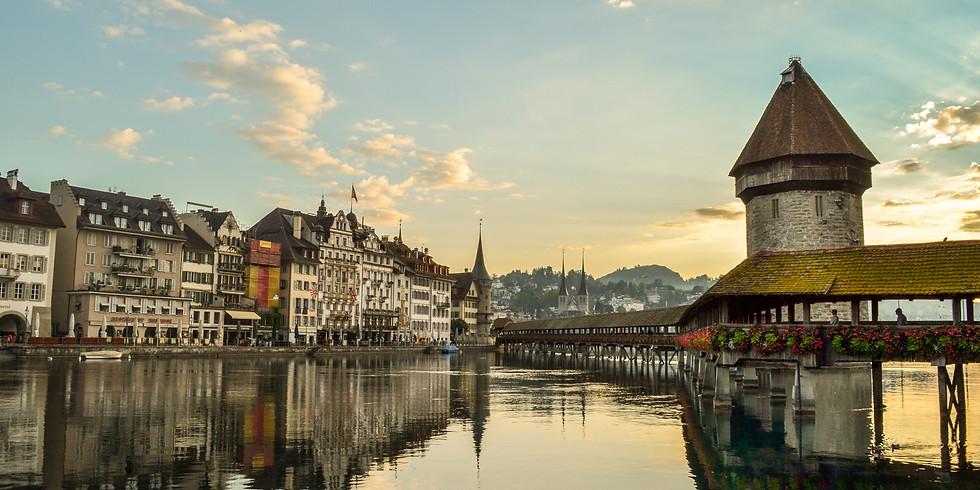Kraftort & Wildkräuterwanderung durch Luzern