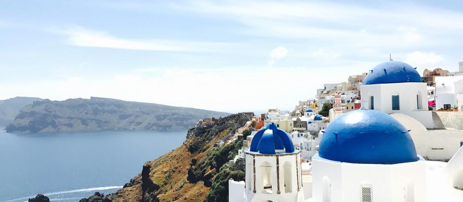 Dicas do que fazer pela manhã na Lua de Mel em Santorini