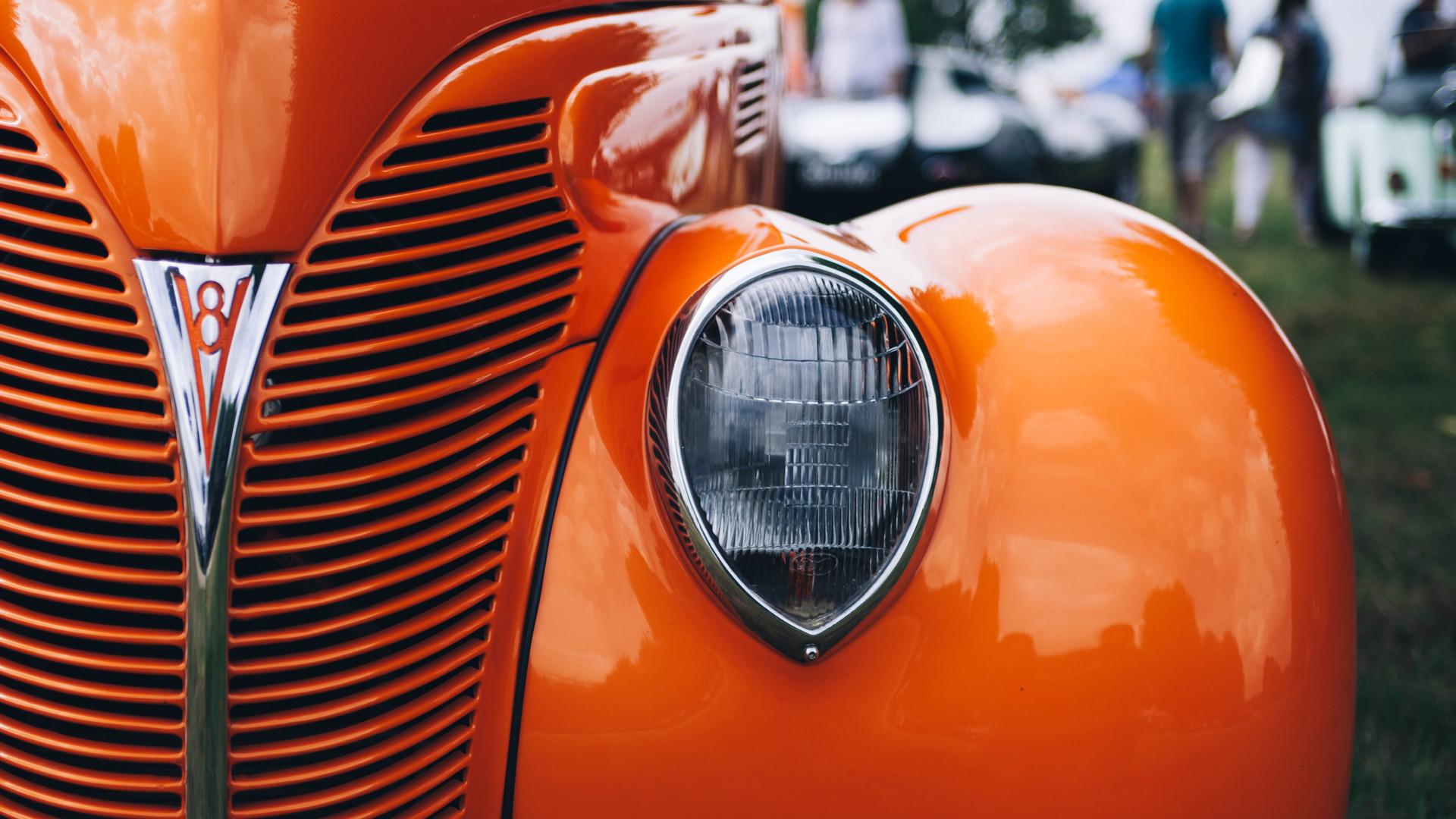 Audrain Newport Concours & Motor Week