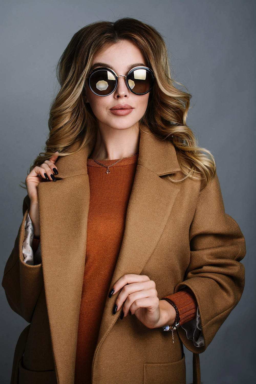 Woman in a Camel Wool Coat, The Winter Coat, Your Practical Guide, The Image Tree