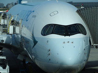 Cathay Pacific Game-changing Recapitalization