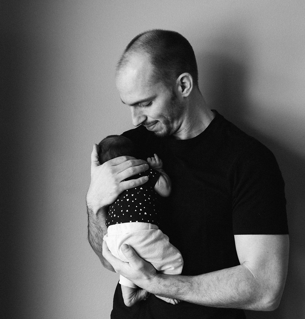 Recent father suffers from postpartum depression and anxiety. Catalyss Counseling provides treatment for depression in Colorado through online therapy and in person counseling in the Denver area 80209 and 80210