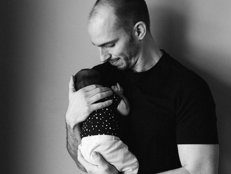 A Dad's Guide to postpartum support