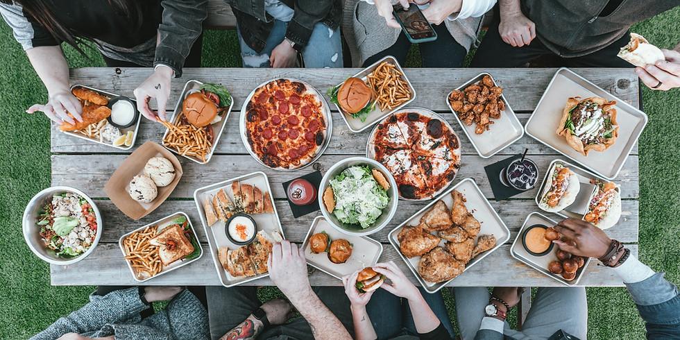 Church Dinner-cancelled