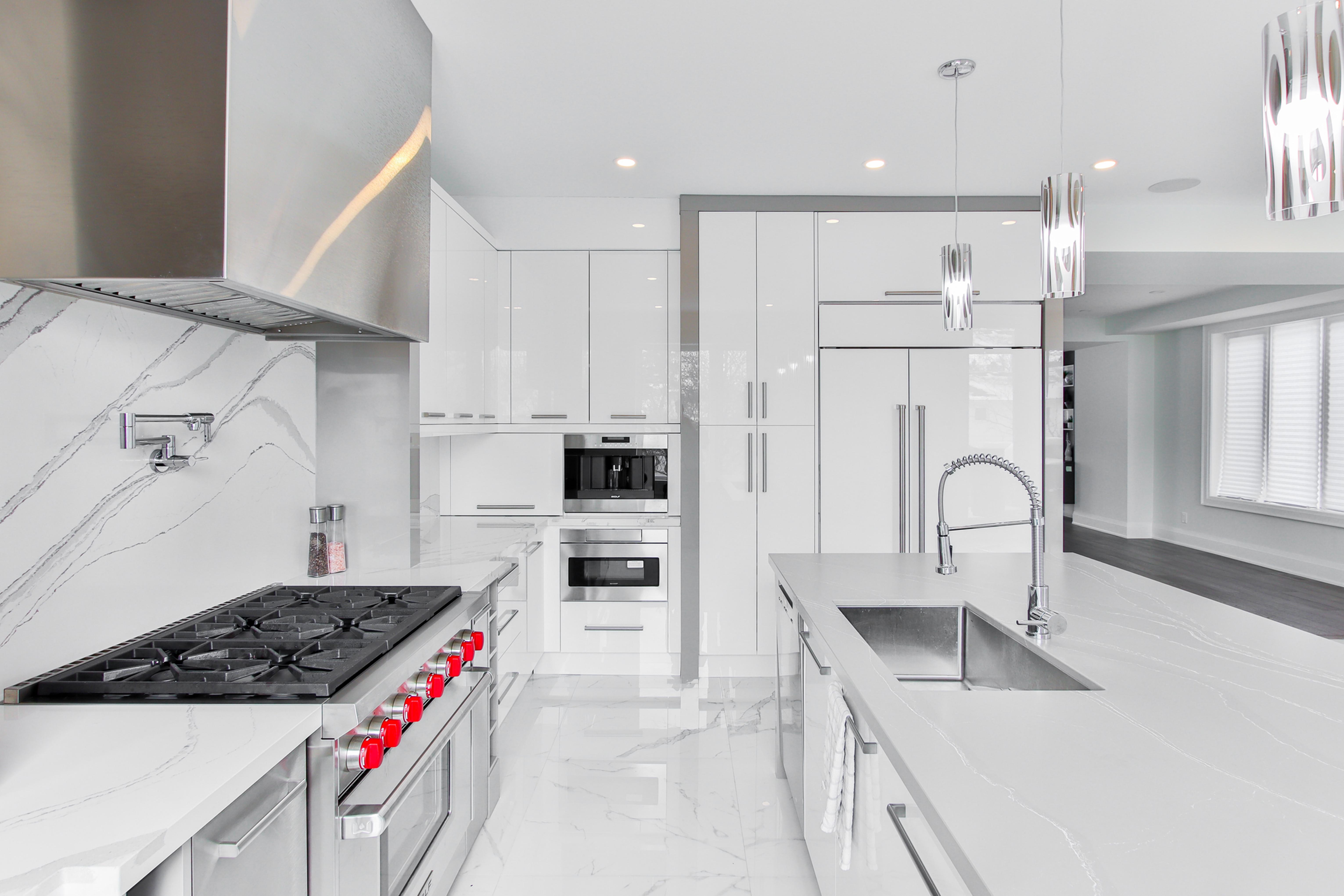 Kitchen & Bath Design & Fabrication