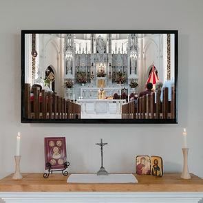 St Vincent de Paul Roman Catholic Church Dallas Hiram Paulding County GA