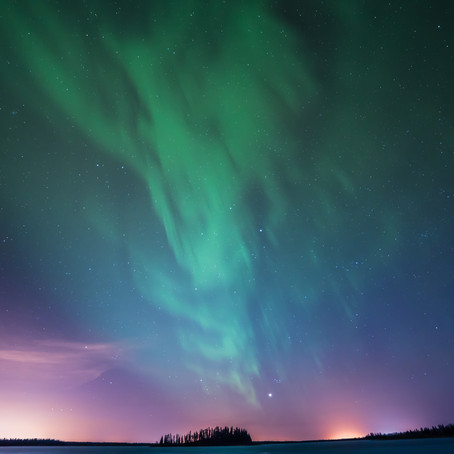 Chasing the Northern Lights