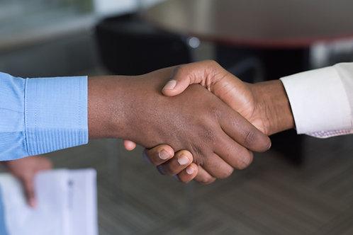 Sales Webinar - New Clients