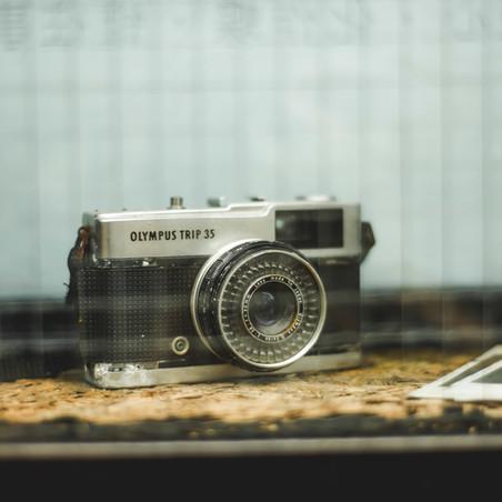 Poetry Corner: Faded Passport Photograph