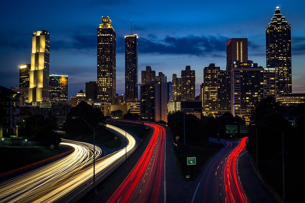 Jackson Street Bridge, Atlanta, United States