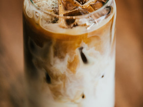 Lavender Vanilla Cold Brew Coffee