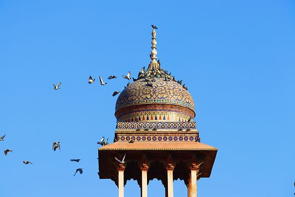Favourite Trip: Visit to a Mughal Emperor's Tomb