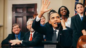 Obama Endorses Trudeau