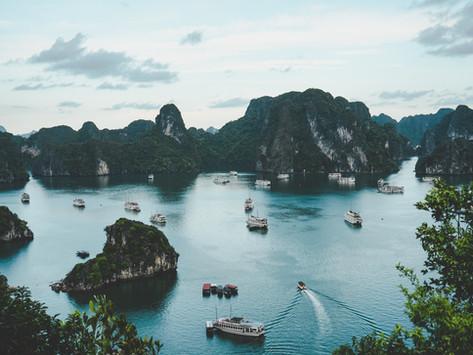 Vietnam - 4 Wochen - 8 Städte