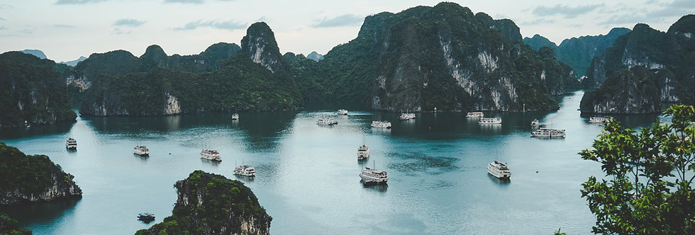 Asia 4 países 15 días: 1 de 3 pagos