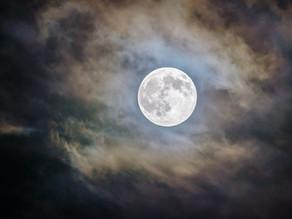 Conversation avec la lune / Conversation with the Moon