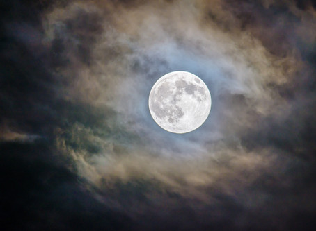 Stress & Tension to BE Authentically YOU! Full Moon in Aquarius August 3, 2020
